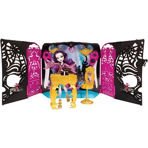 Monster High - 13 Wishes Festa Quarto com Boneca Y7720 - Mattel