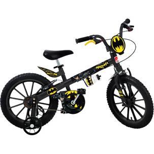 db33b14ab Bicicleta Infantil Batman Aro 16 - Brinquedos Bandeirante - Fantasy ...