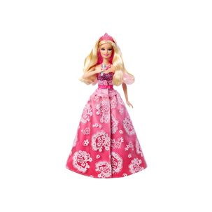 Barbie - A Princesa e a Pop Star - Princesa 2 em 1 Tori - Mattel