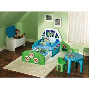 Cama Nave Buzz Toy Story 3 - Little Tikes