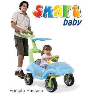 Smart Baby Azul - Brinquedos Bandeirante''