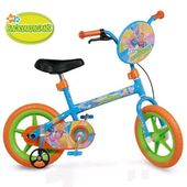 Bicicleta 12 Backyardigans
