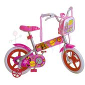 "Bicicleta 12"" Barbie Super Star"