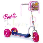 Patinete Barbie