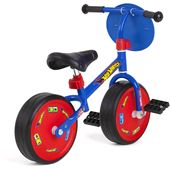Bicicleta Kid Bike Hot Wheels Aro 10 - Brinquedos Bandeirante