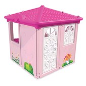 Casinha Play House Barbie - Xalingo