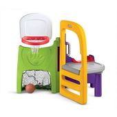 Mini Playground 3 em 1 - Little Tikes