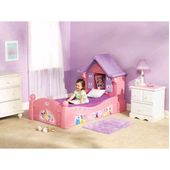 Cama Disney Princesas - Little Tikes