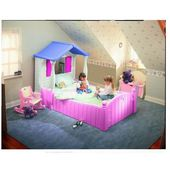 Cama das Princesas - Little Tikes