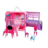 Barbie - A Princesa e a Pop Star - Quarto da Princesa - Mattel