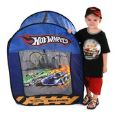 Barraca Infantil com Bolinhas Hot Wheels