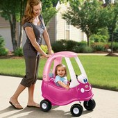 Carro Coupe das Princesas - Little Tikes