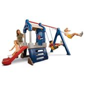 Playground Club House - Playground super completo com balancos - Little Tikes