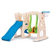 Playground Infantil Com Balanço - Grow n Up